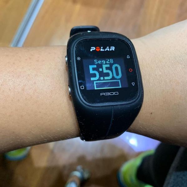 Relógio polar a300