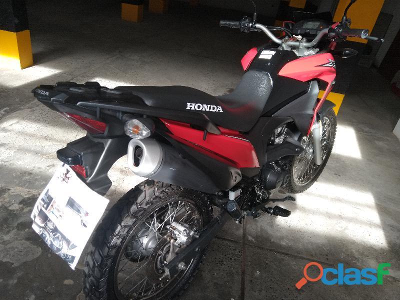 Vendo uma moto xre 190