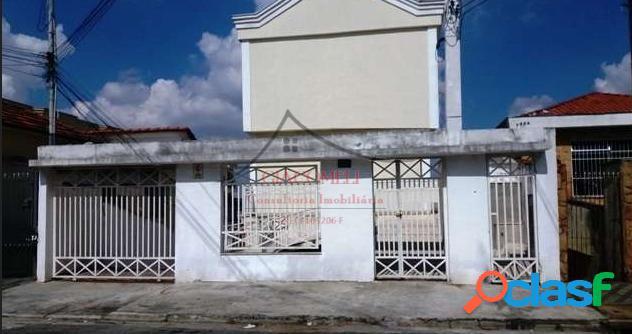 Sobrado de condomínio fechado na vila matilde