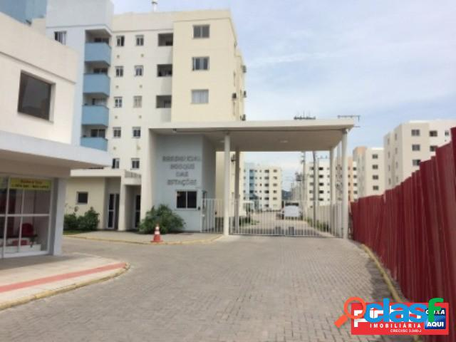 Apartamento 02 dormitórios, venda, bairro bela vista, palhoça, sc.