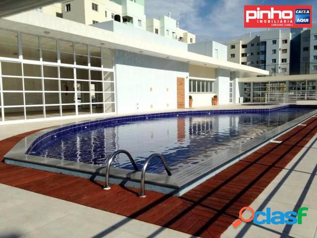 Apartamento 02 Dormitórios, Venda, Bairro Bela Vista, Palhoça, SC. 1