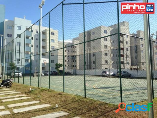 Apartamento 02 Dormitórios, Venda, Bairro Bela Vista, Palhoça, SC. 2