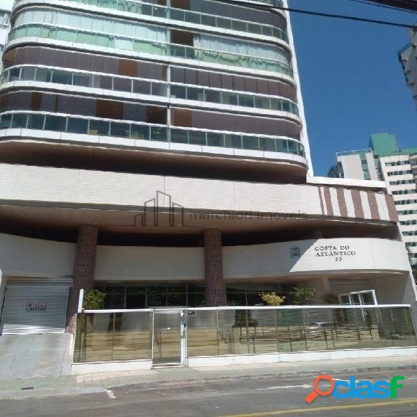 Apto 4 quartos 2 suites 180 m2 2 quadras do mar de frente sol da manha