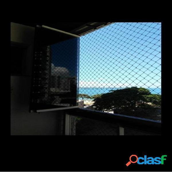 3 dormitórios sol da manha 1 vaga e 1 quadra do mar itapua