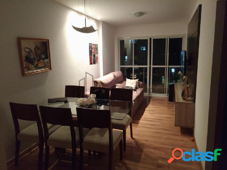 Apto 3 quartos (1 suíte), 110 m², montado, 2 vagas, lazer, castanheiras
