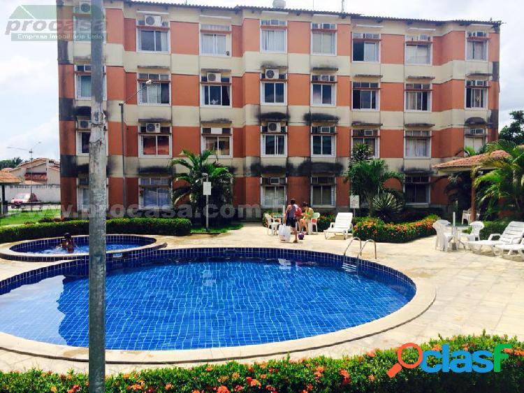 Vende apartamento condominio espaco verde em manaus amazonas
