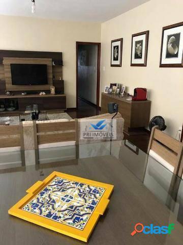 Apartamento à venda, 19044 m² por r$ 628.000,00 - boqueirão - santos/sp