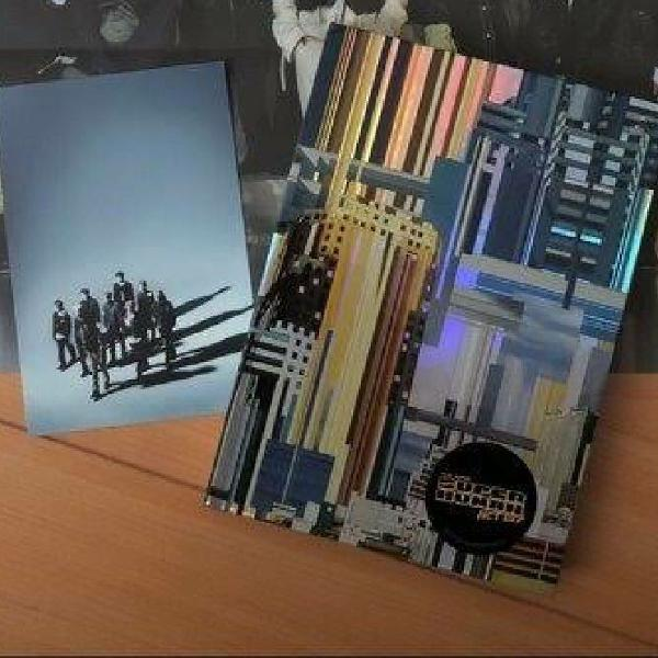 Album nct we are super human kpop nct 217