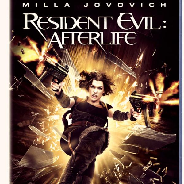 Blu-ray resident evil 4: recomeço