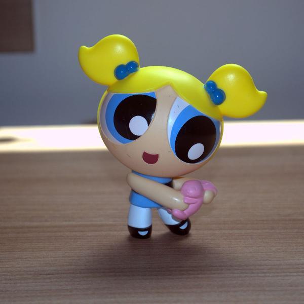 Boneca lindinha - as meninas super poderosas