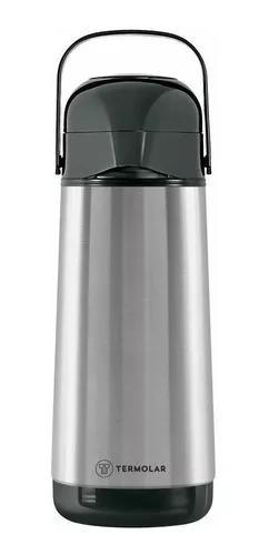 Garrafa térmica 1 litro inox lúmina termolar