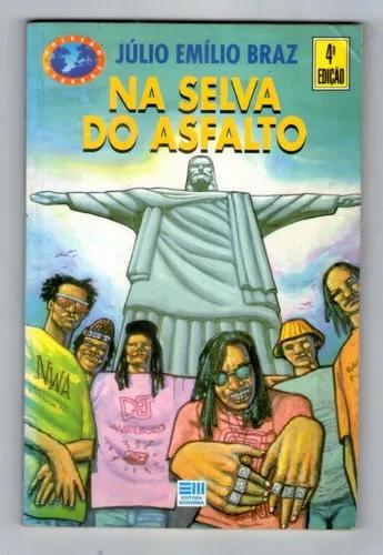 Livro: na selva do asfalto - júlio
