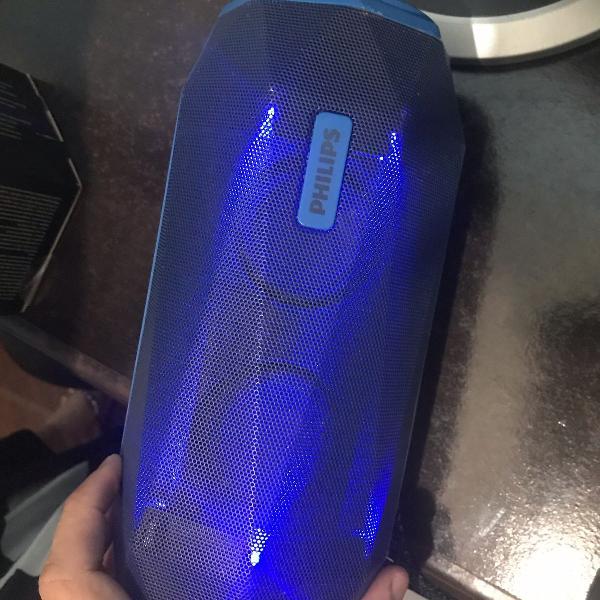 Caixa de som philips potência 30w com extra bass
