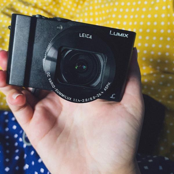 Camera lx10 lumix panasonic