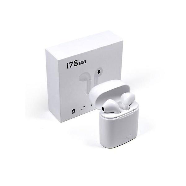 Fones de ouvido par sem fio bluetooth 5.0 i7s tws