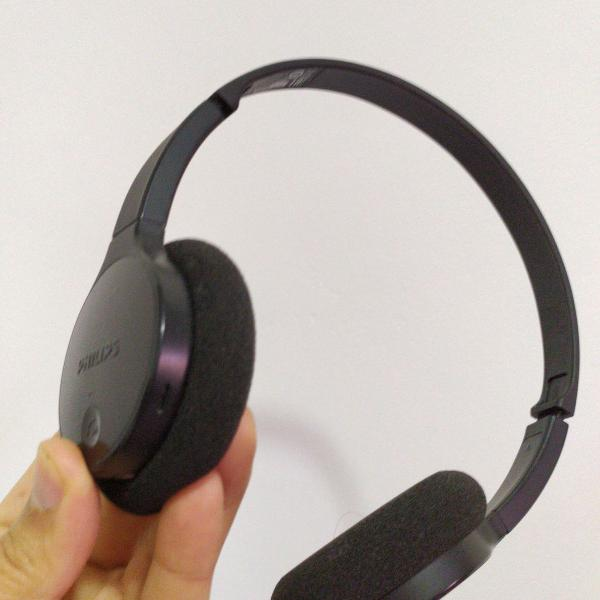 Headset fone ouvido headphone bluetooth multimídia original