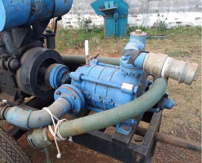 Irrigação mwm 2 cilindros