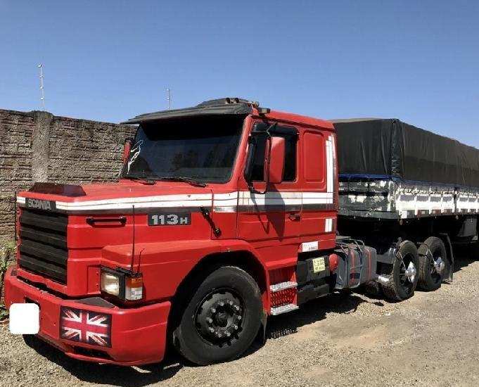 Scania 113 360 6x2 truck