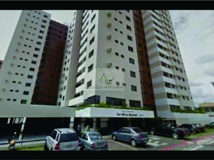 Apartamento 140m² 4/4 sendo 02 suítes, dce, cond. jose