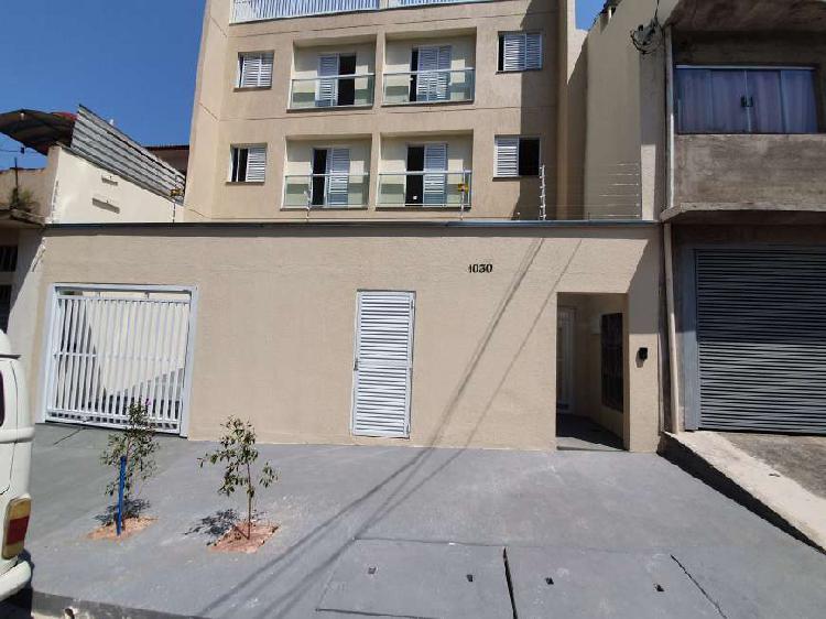 Apartamento com garden 44m² pronto - vila helena santo