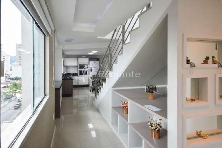 Apartamento em itapema com 3 suítes mobiliado