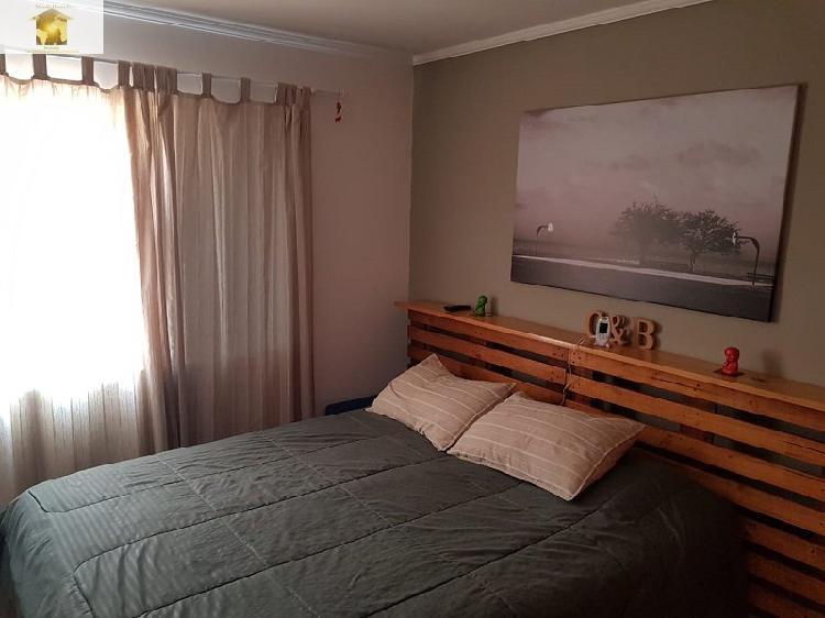 Aconchegante apto 73 m² 3 dormitórios cozinha planejada a