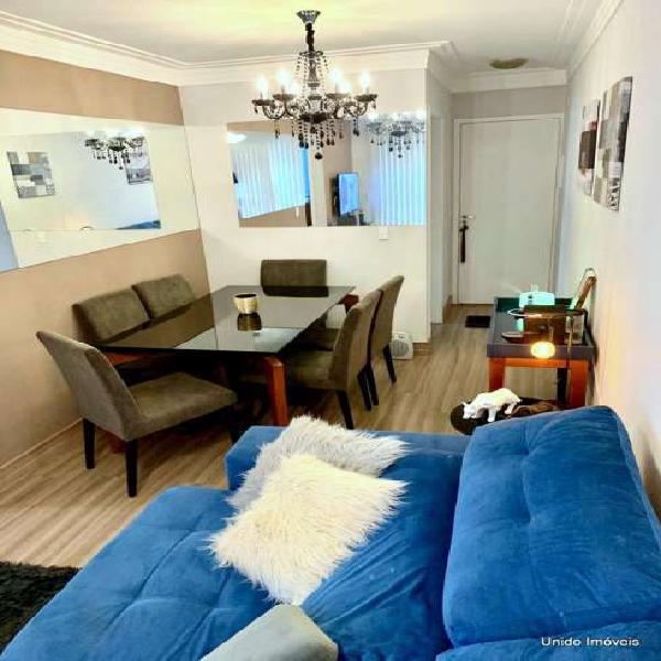 Apartamento 02 dormitórios condominio fechado jardim