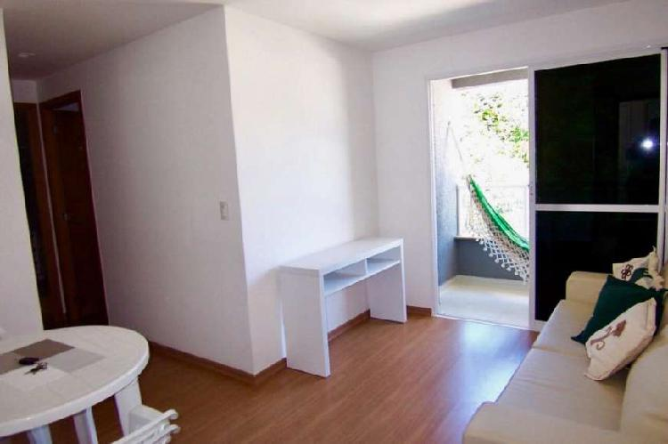 Apartamento 2 quartos sendo 1 suíte em tirol - natal - rn