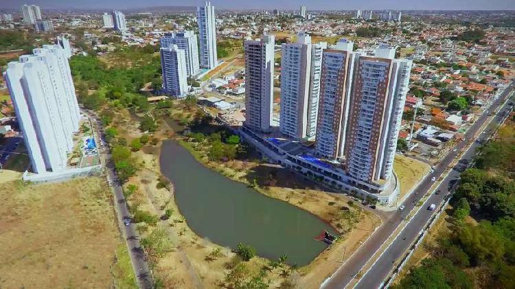 Apartamento 3 quartos com móveis planejados parque amônia