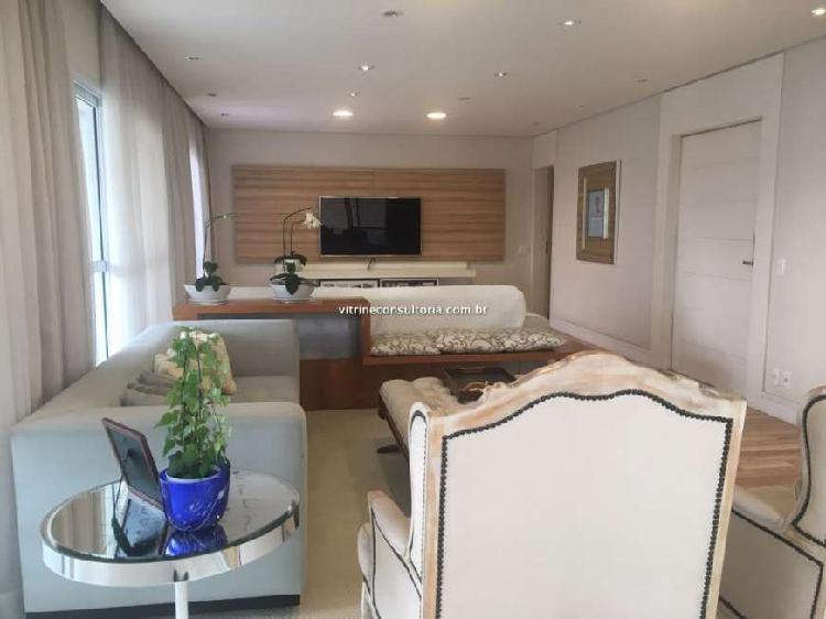 Apartamento alto padrão - chácara klabin.
