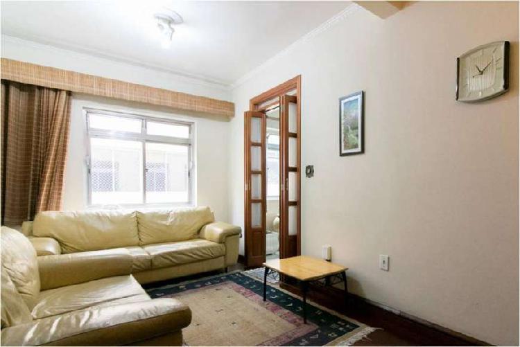 Apartamento campestre semi mobiliado 82 m² oportunidade-