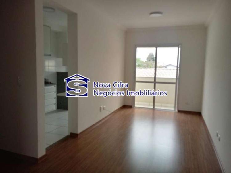 Apartamento novo 2 dormitórios (2 suítes) + lavabo -