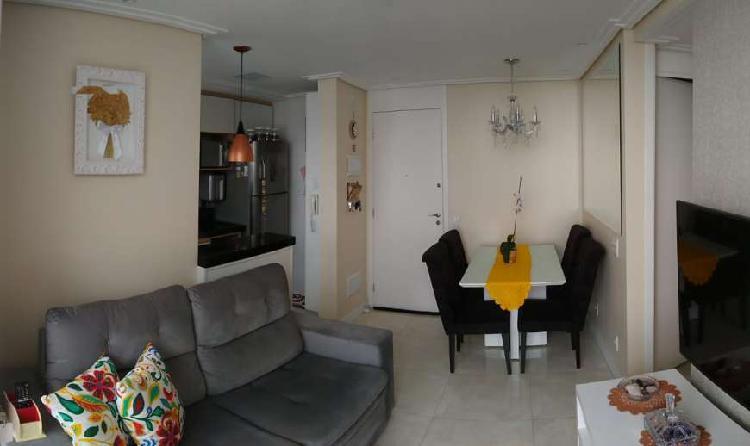 Apartamento novo - bairro da moóca