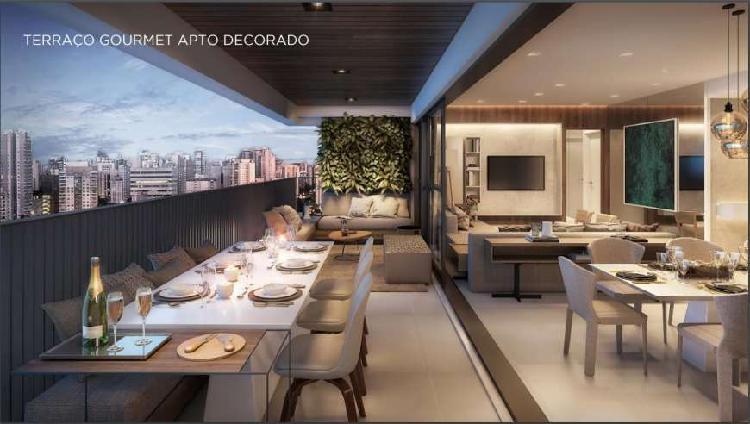 Apartamento com 4 quartos à venda, 142 m² por r$ 1.683.380