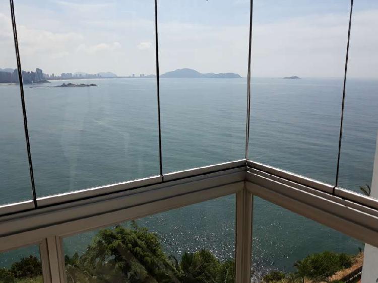 Apartamento com vista total para o mar astúrias