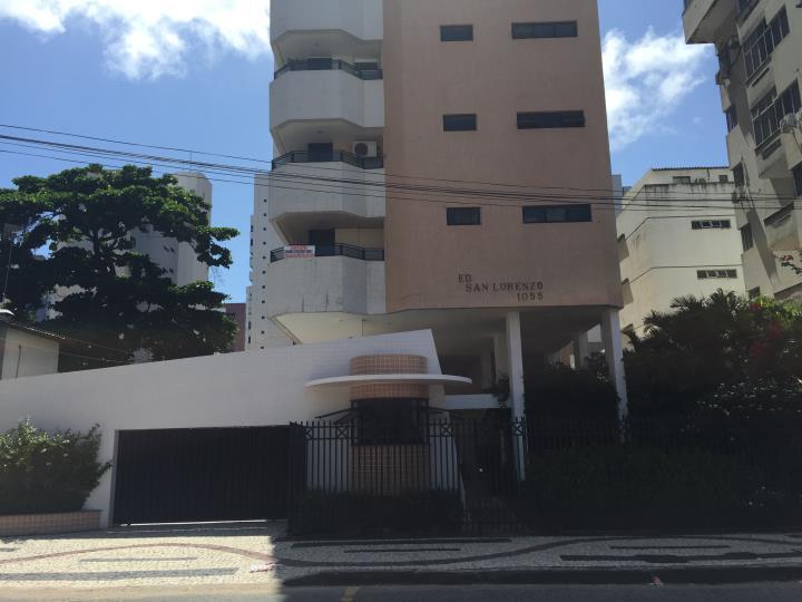 Apartamento de 177 metros quadrados no bairro aldeota com 3
