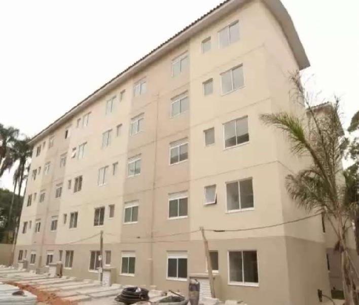 Apartamento no josé bonifácio, 2 dormitórios e com vaga