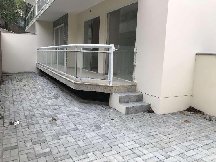 Apartamento novo para locação c/128m², 3 quartos (1