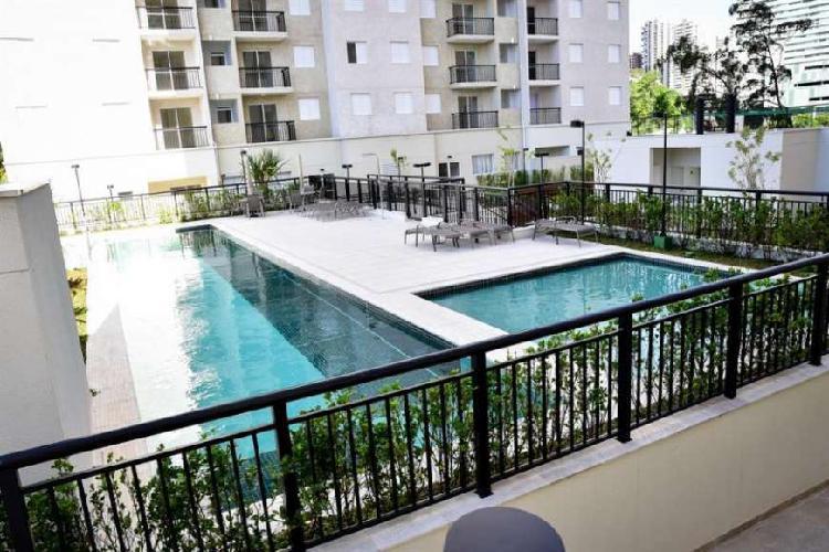 Apartamento para venda em são paulo, morumbi, 3