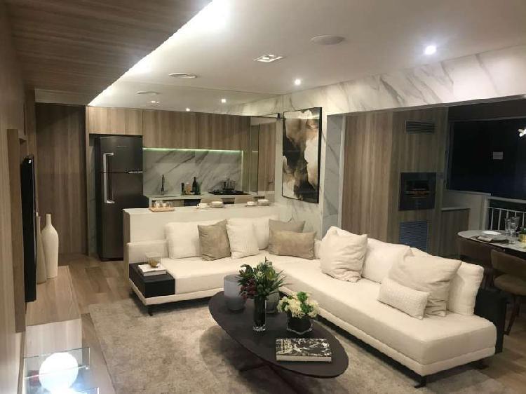 Apartamento para venda - 105 m2 - 3 dorms - 1 suíte - 2