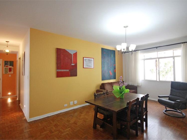 Apartamento para venda com 103 metros quadrados com 3
