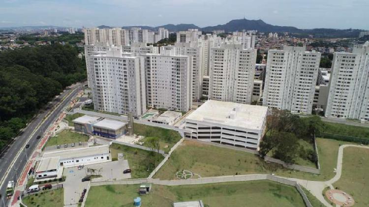 Apartamento para venda possui 44 metros quadrados com 2