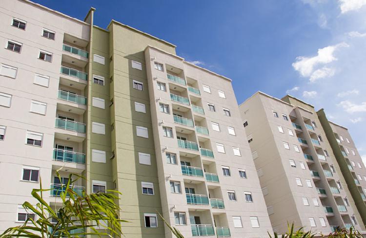 Apartamento para venda tem 54 metros quadrados com 2 quartos