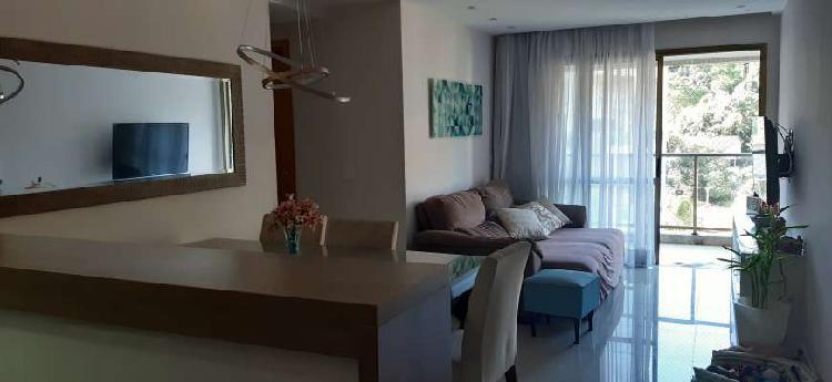 Apartamento à venda,3 quartos, 1 suíte,78 m² freguesia