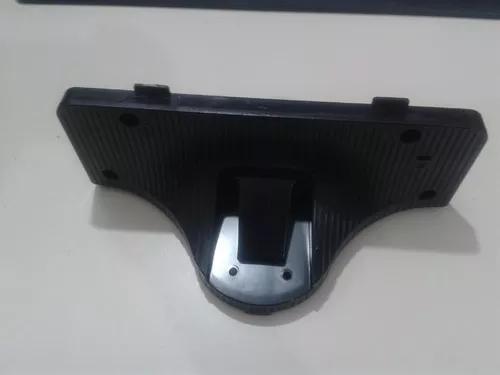 Base de plástico suporte tv samsung un40ku6000g un40ku6000