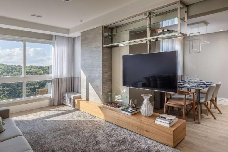Cobertura pronta para morar com 120 m2 privativos e 150m2