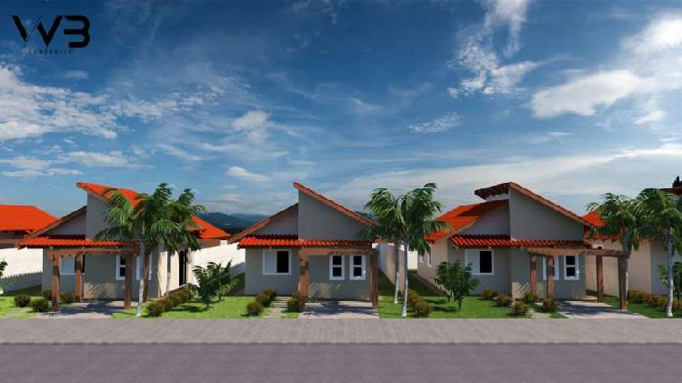 Casa condomínio residencial imperial