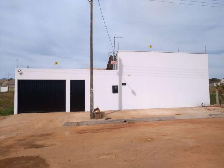 Casa para venda - 120m² - 3/4 - residencial primavera -