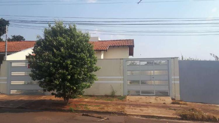 Casa para venda com 120m² com 3 quartos em vila almeida -