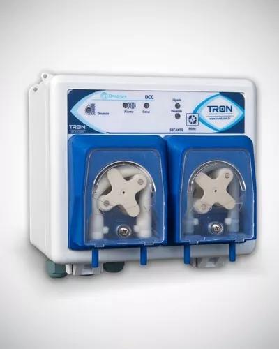 Dosador de lava-louça por condutividade dcc